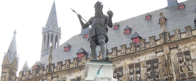 Kaiser Karl Jahr in Aachen