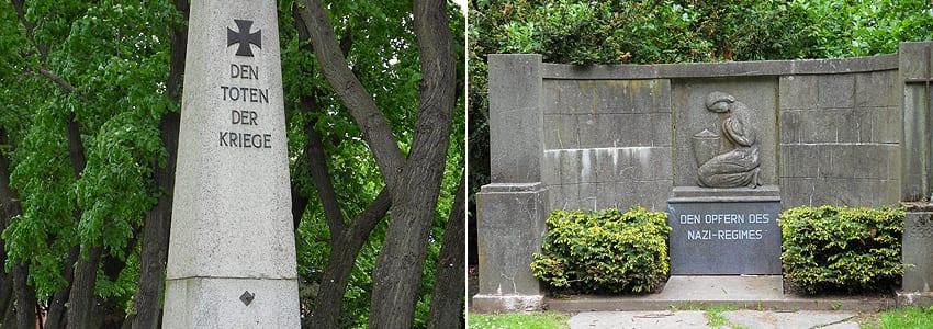 Kriegerdenkmal in Alsdorf