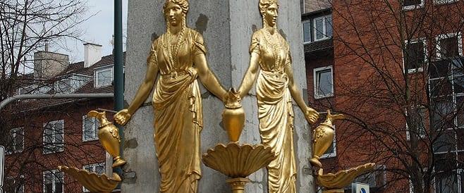 Hotmannspiif - Brunnen in Aachen