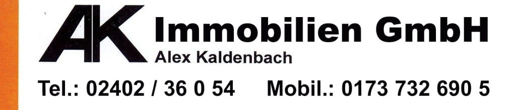 Werbung-Stolberg kaldenbach-immobilien