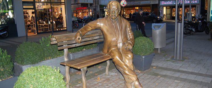 Willy Millowitsch - am Millowitsch Platz