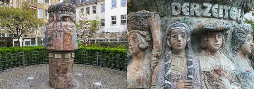 Frauenbrunnen in Köln