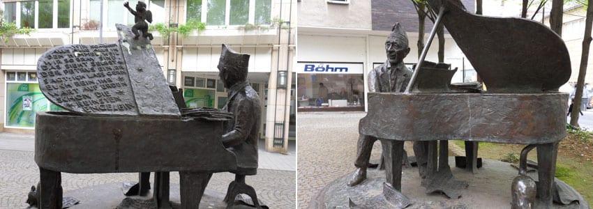 Jupp Schmitz – Denkmalplatz in Köln