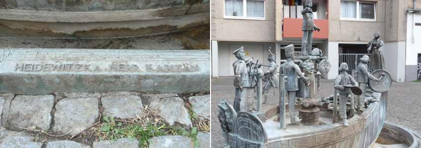 Karl Berbuer – Brunnen in Köln