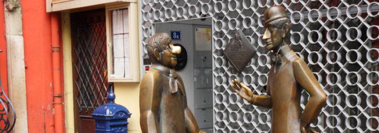 Tünnes und Schäl in Köln