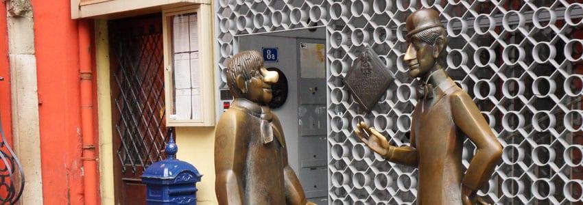 Tünnes und Schäl – Kölner Originale