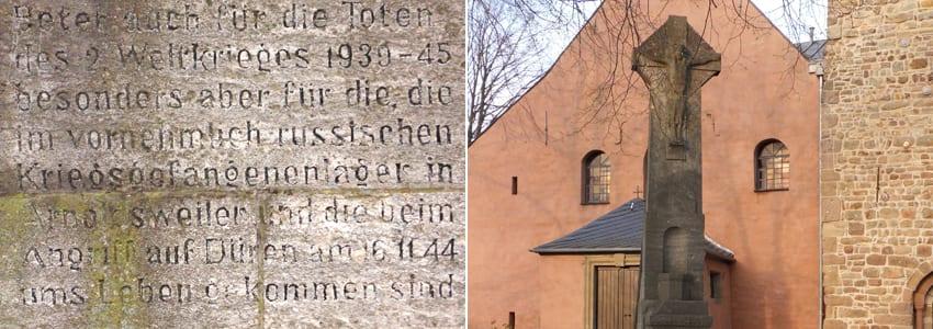 Kriegerdenkmal Arnoldsweiler