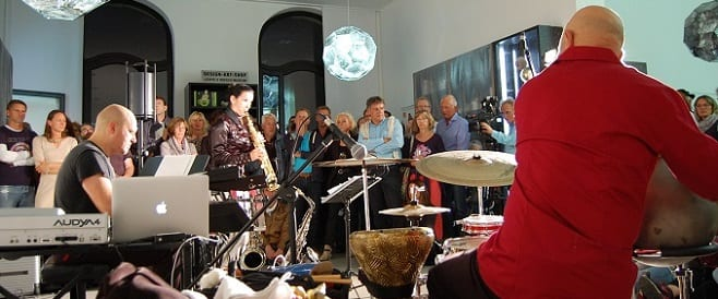 Angela Puxi - Jazztage Düren