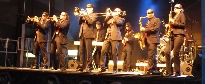 Brassballett Jazztage Düren 2014