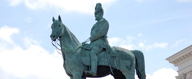 Kaiser Wilhelm 1. in Hamburg – Altona