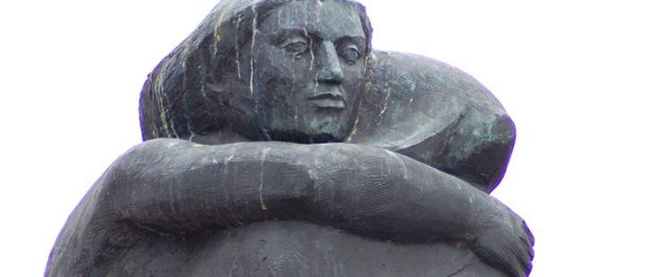 Madonna-der-Seefahrt-Denkmal in Hamburg