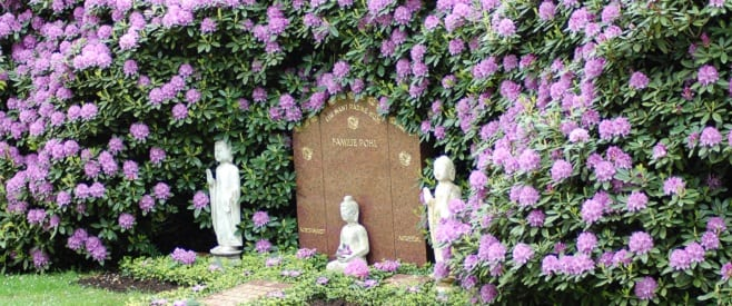 Ohlsdorfer Friedhof in Hamburg – Impressionen