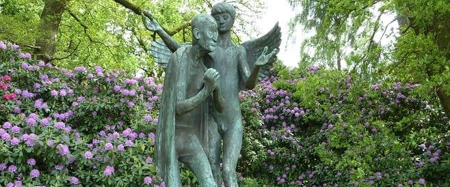 Ohlsdorfer Friedhof – Prominenz in Hamburg
