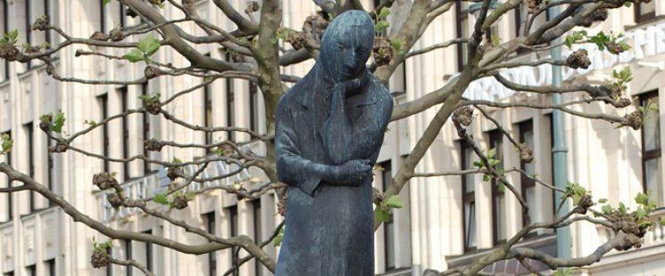 Heinrich-Heine-Denkmal in Hamburg