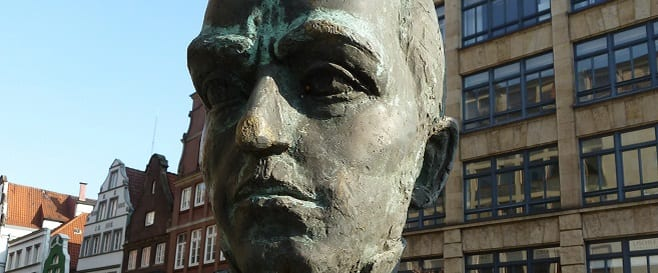 Theodor Dill – Denkmal in Hamburg