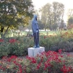 GAEA im Rheinpark Köln von Gerhard Marcks