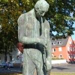 Glasbläserbrunnen in Quadrath - Ichendorf