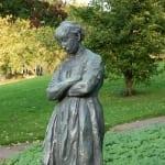 Rheinpark - Häusliche Sorgen von Rik Wouters