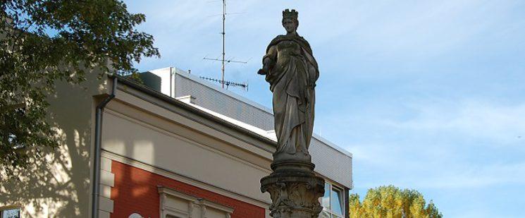Stadtgöttin Mülheimia