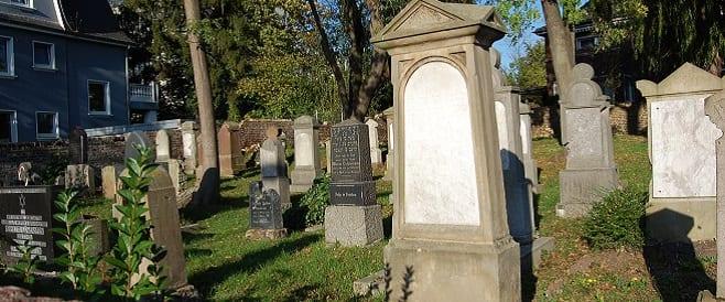 Jüdischer Friedhof in Bergheim