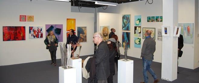 BBK Aachen Jahresausstellung 2014