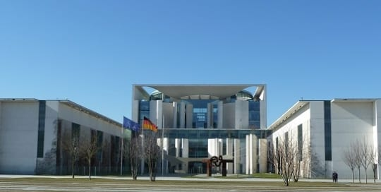 Berlin - Bundeskanzleramt