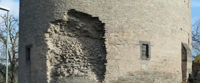 Der Runde Turm in Andernach