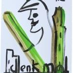 Edition - denk mal- (grün)
