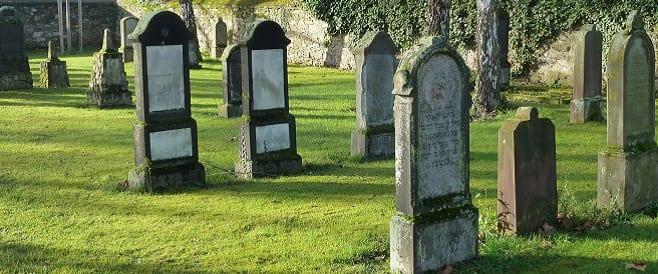 Jüdischer Friedhof in Andernach