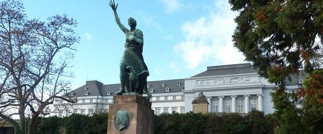 Josef Görres in Koblenz