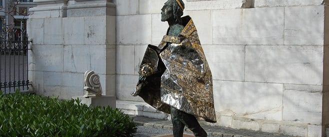 Stephanus – König aus Ungarn