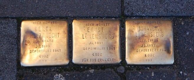 Stolpersteine in Köln