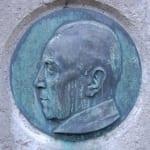 Willi Ostermann - Grabmedaille