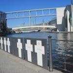 Berlin - Regierungsviertel an der Spree