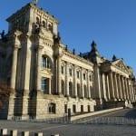Berlin - Reichstagsgebäude