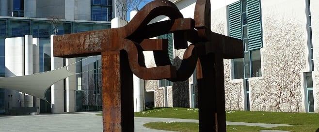 Kunst am Bundeskanzleramt Berlin