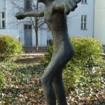 Garnisonkirchplatz - die große Palucca
