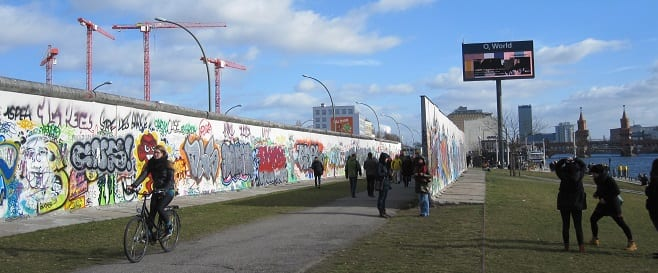 Friedrichshain-Kreuzberg - East Side Gallery