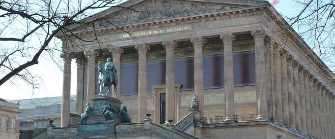 Alte Nationalgalerie von Friedrich August Stüler