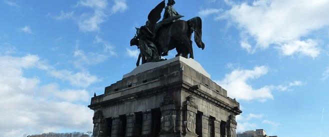 Kaiser Wilhelm I. Denkmal von Emil Hundrieser