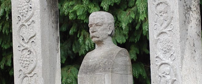 Cordes-Denkmal von Oskar Ulmer