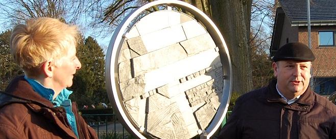 Einweihung Ludwig Schaffrath Denkmalplatz