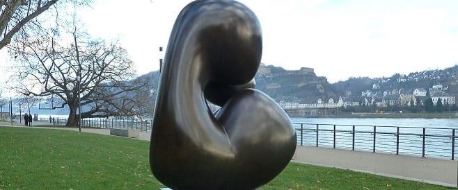 Lucien Wercollier - Rheinanlagen Koblenz