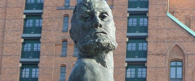 Störtebeker Denkmal von Hansjörg Wagner