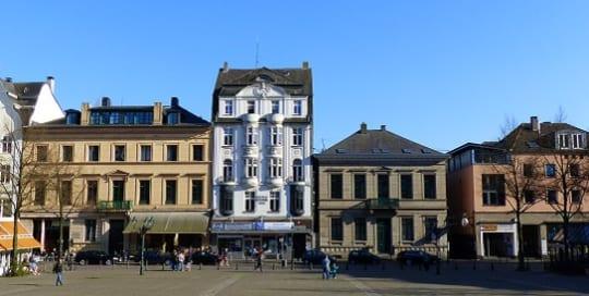 Elberfeld - Stadtansichten