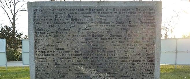 Friedhof der Märzgefallenen in Friedrichshain