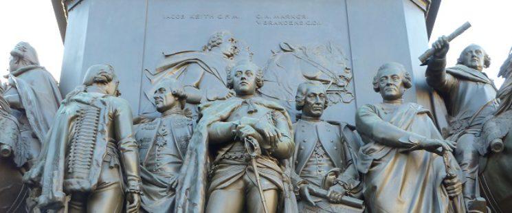 Friedrich II. von Christian Daniel Rauch