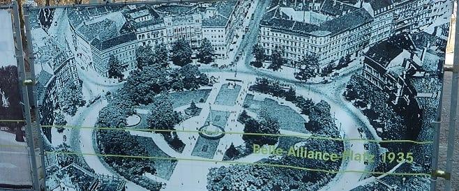 Mehringplatz des Architekten Hans Scharoun