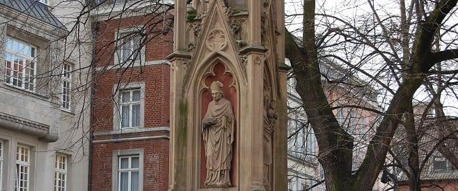 Vinzenzbrunnen von Wilhelm Josef Wings