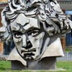 Beethoven - Beethon - Kunstwerk von Klaus Kämmerichs (2)